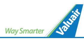 Valuair Logo